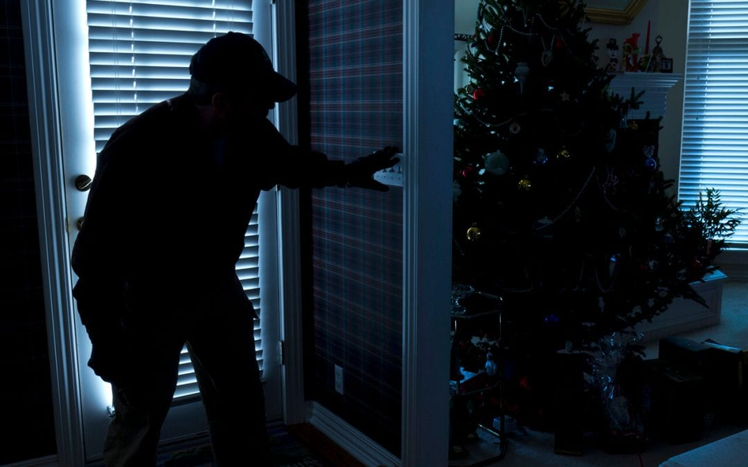 keep your home safe during the holidays